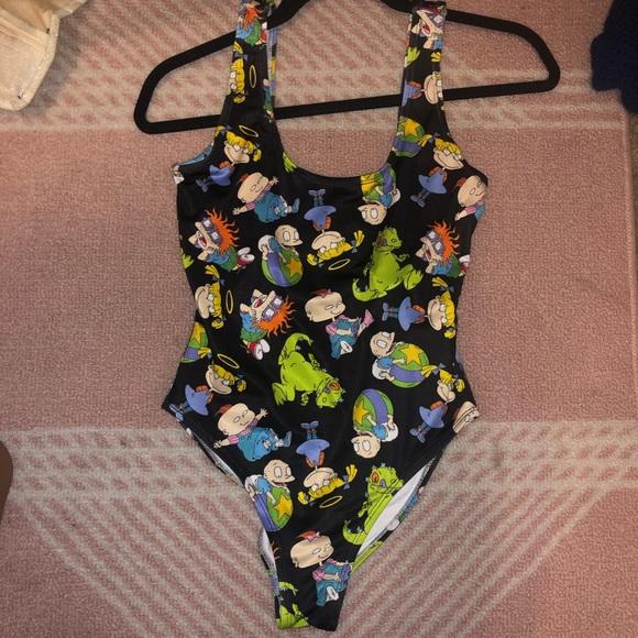 b4dcde47a4 Forever 21 Swim   Rugrats Suit   Poshmark